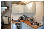 Self-Catering Holiday Cottage Kitchen